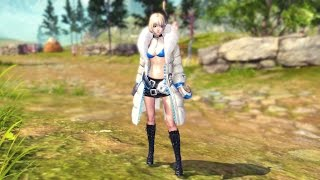 [Blade & Soul] Cave of Snowman (Solo Play) - Kungfu Master