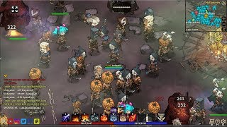 MAD WORLD MMORPG Halloween Event First Look GamePlay ( PC )