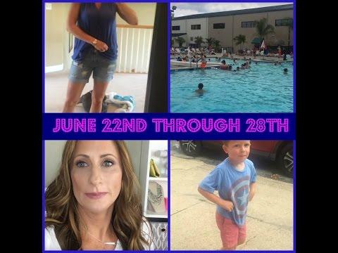 Vlog | June 22nd through 28th 2016 | LisaSz09