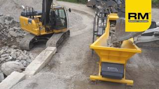 Video still for RUBBLE MASTER compact crushing for any size contractor