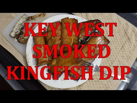 How To: Smoked Fish Dip - Kingfish