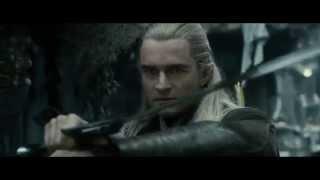 Repeat youtube video Legolas fighting skills - The hobbit the desolation of smaug