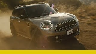 The MINI Countryman Plug-In Hybrid | Electrified All4 All-wheel Drive