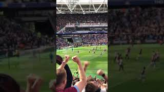 "Гол ЯРМОЛЕНКО в ворота ""Manchester United"" 🇺🇦⚽ Реакция фанов ""West Ham"""