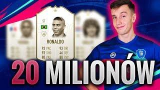 SKŁAD za 20 MILIONÓW + TAKTYKI! FIFA 19 ULTIMATE TEAM