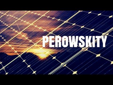 Perowskity - przełom w dziedzinie fotowoltaiki