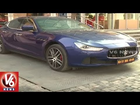 Special Story On Self-Drive Car Rentals In Hyderabad | Luxury Cars And Bikes At Low Prices | V6 News
