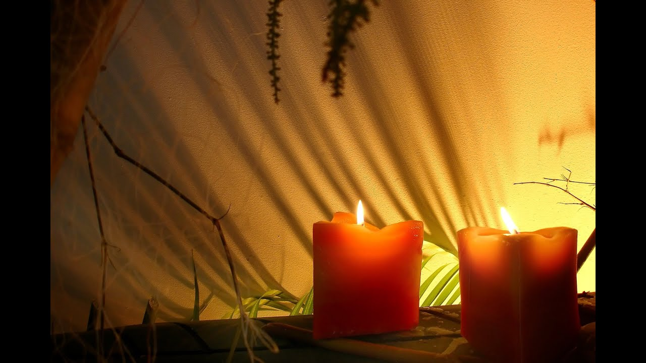 Relaxing music and candles. Music for Relaxation ...