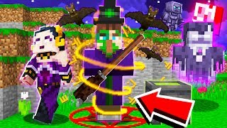 TRANSFORMING INTO A MINECRAFT WITCH!