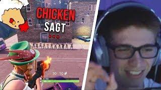 Chicken sagt...   Fortnite