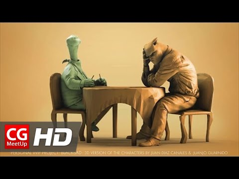 "CGI 3D Showreel HD: ""Visual Development Showreel"" by Alexander Dietrich"