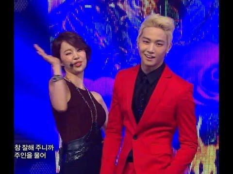 【TVPP】JB(GOT7) - Good Boy(Baek Ji-young), 제이비(갓세븐) - 굿 보이 (백지영) @ Show! Music Core Live