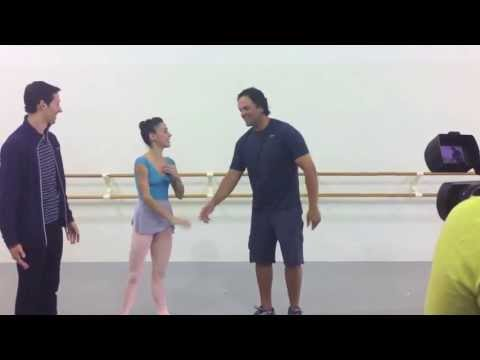 Mike Piazza at Miami City Ballet