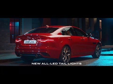 2020 Jaguar XE | Interior Design