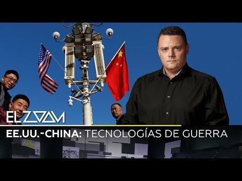 'EE.UU. - China: Tecnologías de guerra' - El Zoom de RT