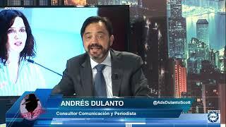 Andrés Dulanto: La rabieta de Sánchez: Laya culpa a Ayuso del veto de Londres al turismo en  España