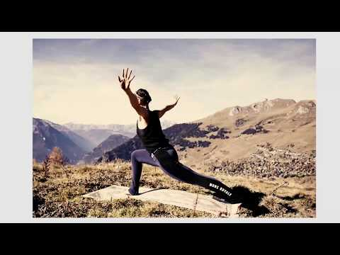 40 minute Beginner Yoga for Snowboarding and Skiing and General Well Being 1!