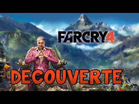 Découverte Far Cry 4