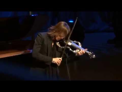 140425 - Yoshiki + Sugizo (special guest) duet - Tears @ Yoshiki Classical World Tour Costa Mesa