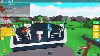 ROBLOX Saber Simulator 2019 [UPDATED]