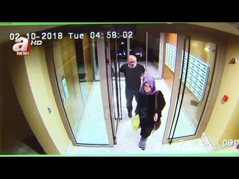 Khashoggi's fiancée speaks of regrets at letting murdered journalist walk to his death