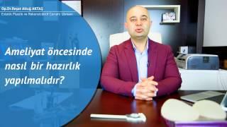 Op. Dr. Reşat Altuğ AKTAŞ-Meme küçültme ameliyatı