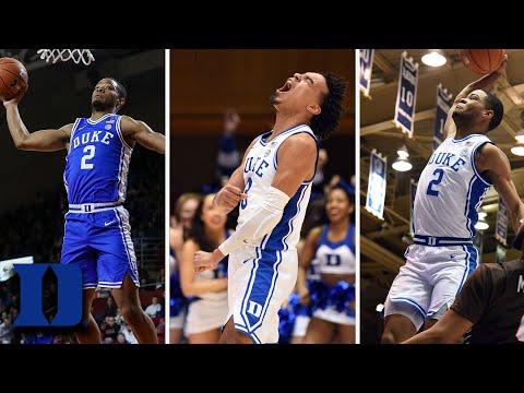 Duke Blue Devils Basketball: Top Plays Of The 2019-20 Season