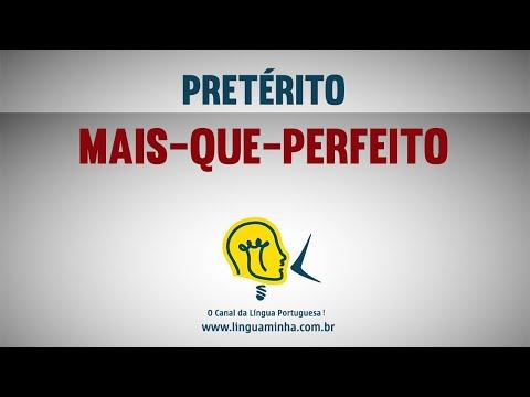 PRETÉRITO MAIS-QUE-PERFEITO