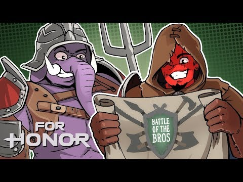 For Honor | SEASON 4: ORDER AND HAVOC TOURNAMENT STREAM INCOMING!  (w/ Gorillaphent)