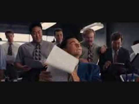 The Wolf of Wall Street - 'The Key To Making Money' Scene