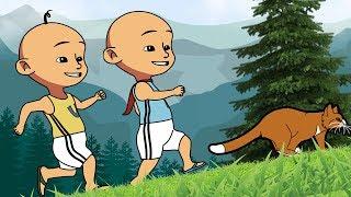 Download lagu Upin dan Ipin Naik Naik ke Puncak Gunung Lagu Anak Populer MP3