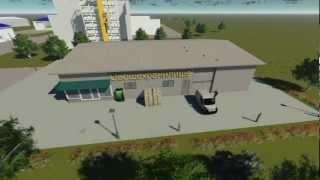 видео строительство овощехранилищ