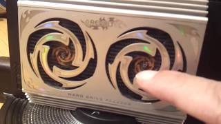 How to Cool down your Playstation 3 FAT / Slim & PS2 Slim By:NSC