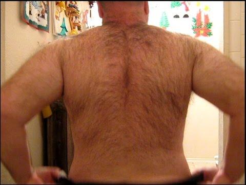 Fat hairy man tube