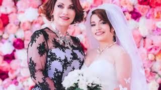Дочь Розы Сябитовой - фото свадьбы