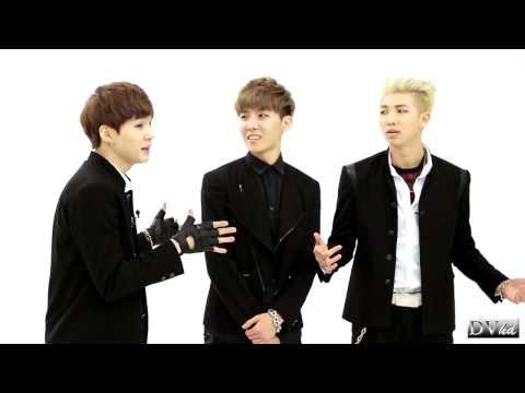 Bangtan Boys (BTS) - Boy in Luv (dance tutorial) DVhd
