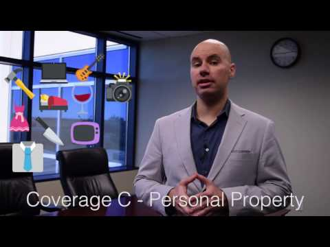 Coverage C   Personal Property