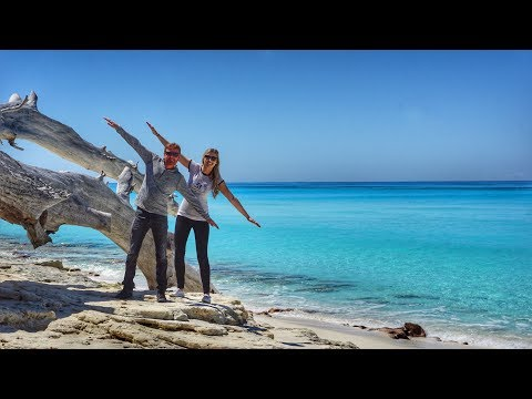 SHE FLEW ME to the BAHAMAS! - Flight VLOG