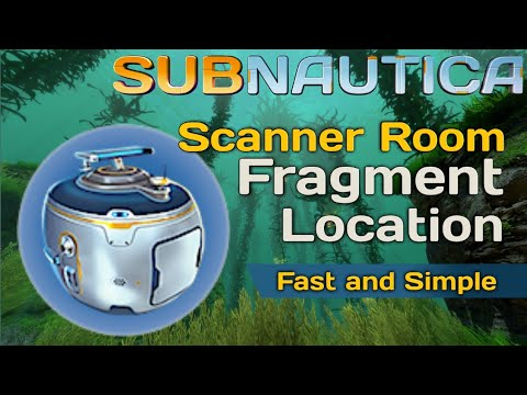 Subnautica Scanner Room Ruby / In subnautica you'll constantly be questing for resources, and this is the best way to farm the titanium, gold, ruby, diamond, and other materials you ideally, you should also have two scanner room range upgrades, a scanner room speed upgrade, and most important of all the scanner room.