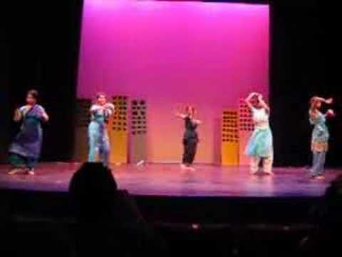 """UofT BSA 2007 - """"Ujjibon"""": Chance Dance"""