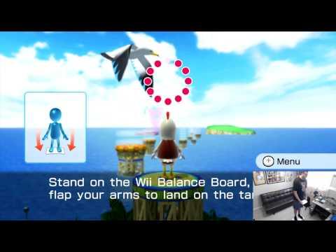 Wii Fit U 30 Day Challenge (Day #1)