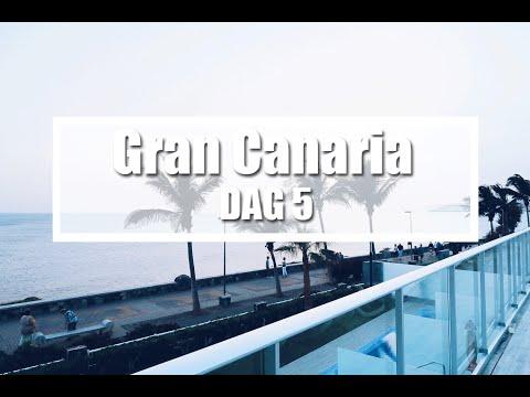 GRAN CANARIA ♡ shopping & utforskning av staden
