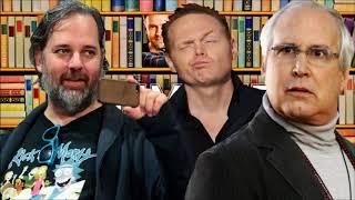 Dan Harmon on Chevy Chase feud (w/ Bill Burr)