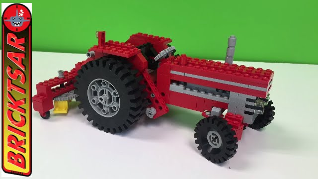 Lego Expert Builder 952 Farm Tractor From 1978 Is This Technic