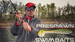 KVD Explains How to Target Prespawn Bass With Swimbaits