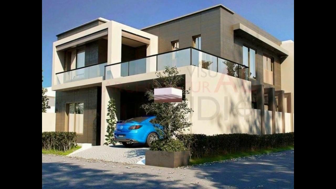 Amazing Inilah Desain Arsitektur Rumah Minimalis 2 Lantai Terbaru