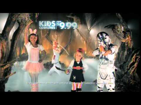 Party City Halloween Commercial - Thriller