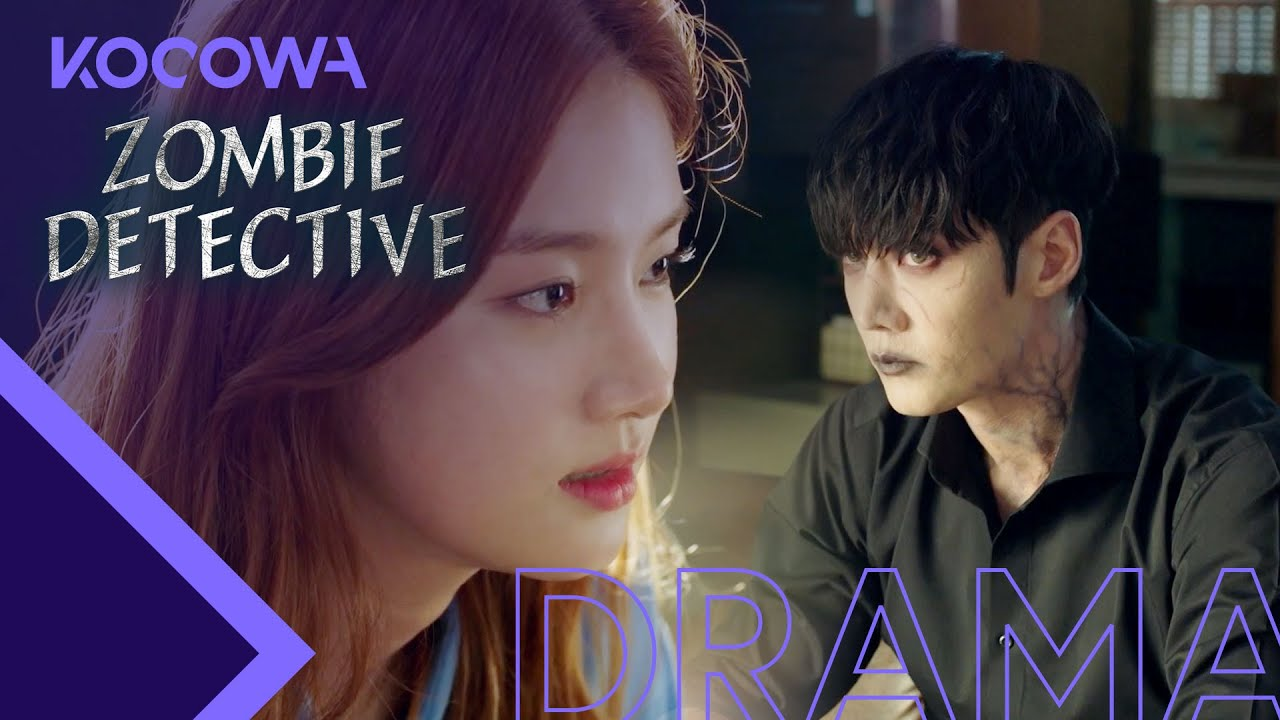 Download Does Choi Jin Hyun really want to be a human? [Zombie Detective Ep 9]