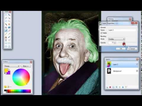 Net how to add color to a black and white image youtube