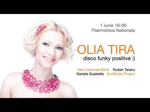 Olia Tira   Live in Concert At National Philharmonic of Moldova